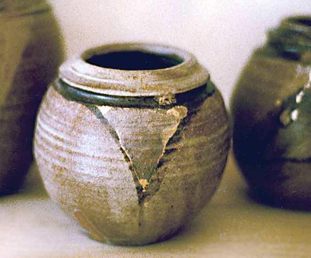 kleien Vase