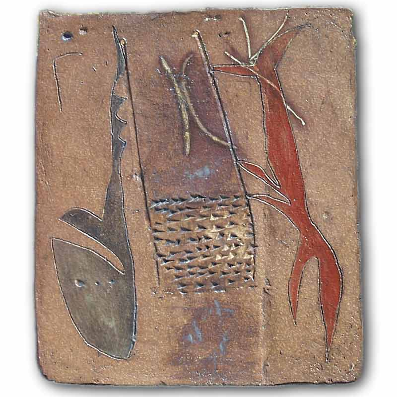Keramikbild