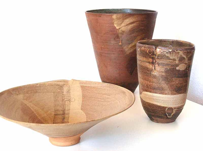 Vasen und Schale